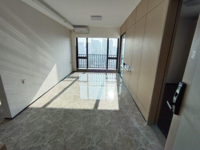 宝安区福城前海新纪元F座1914精装3房2卫88平米