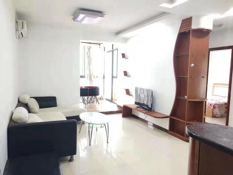 宝安中心区天健时尚空间2栋1301精装3房2厅65平米家电全齐