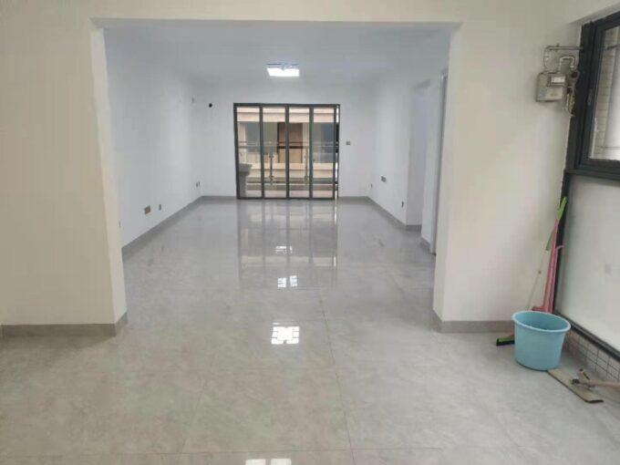 龙华区金苹果二期 1单元2104精装149平空房大三房随时看房